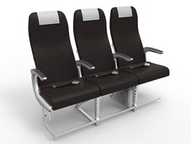 Geven seat - Airbus A320 Family LX