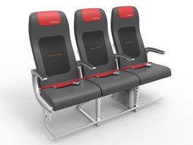Geven seat - Airbus A320 Family OS