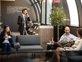 Star Alliance opens new lounge at Rome Fiumicino airport