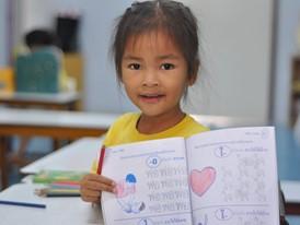 Eduaction at the Pattaya