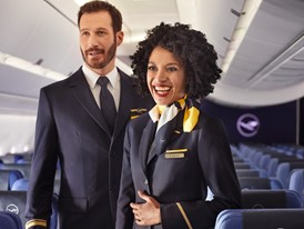 Lufthansa Flugbegleiter/Cabin Crew