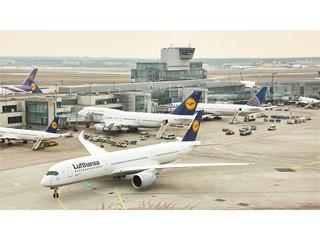 Lufthansa A350-900: Weltweit modernstes Langstreckenflugzeug zu Gast am Flughafen Frankfurt
