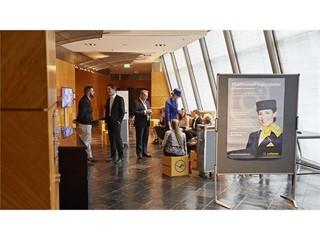 Lufthansa setzt Flugbegleiter-Castings fort