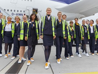 Worldwide Lufthansa Sneaker Day on Friday, August 24