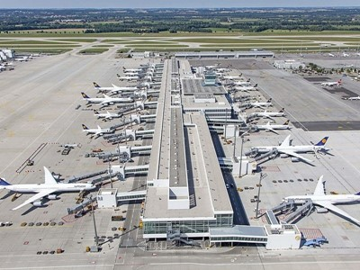 Munich Airport's midfield terminal marks birthday: passenger total hits 9 million in first year