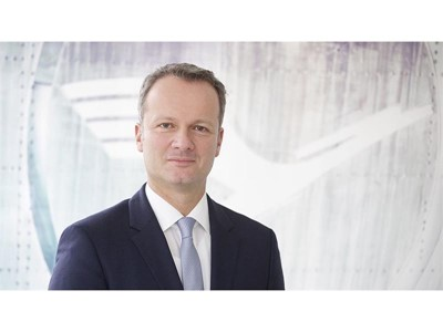 Jörg Meinke is the new head of the Lufthansa Group's Representative Office in Brussels