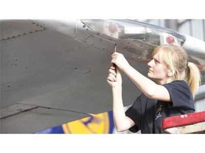 Lufthansa Group stellt 34 Ausbildungsberufe vor