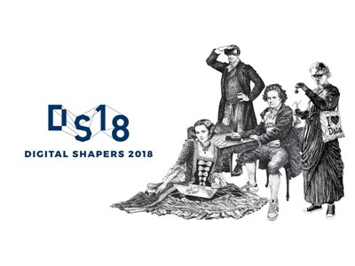 "New competition: Digital talent meets top management at ""Digital Shapers"""