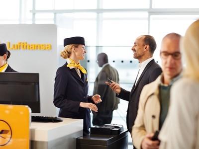 Lufthansa München: Schneller ans Ziel