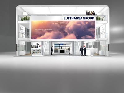 Lufthansa Group offers digital and virtual experiences at the ITB