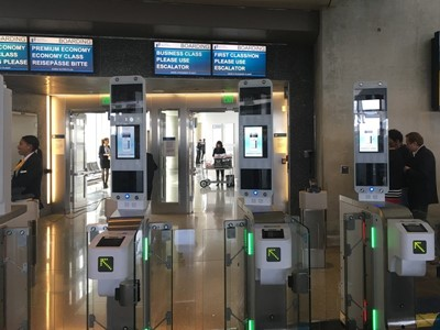 Lufthansa begins biometric boarding at LAX, paving the way for nationwide usage at airports
