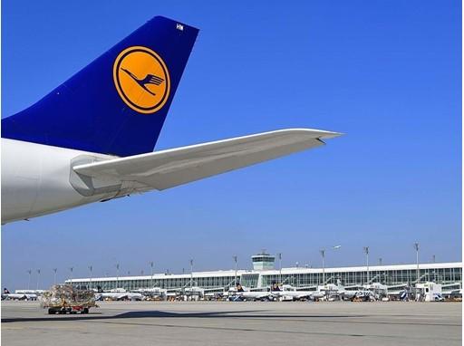 Munich Airport's midfield terminal