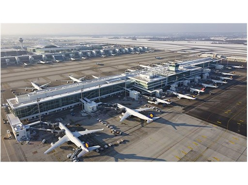 The world's best airport terminal is in Munich