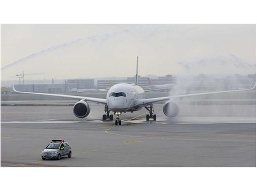 A350 Taufe