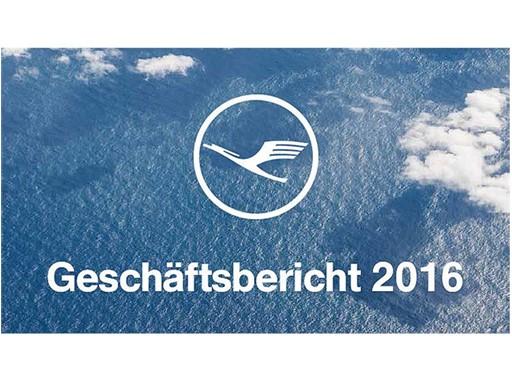 Lufthansa Group weiter auf Erfolgskurs - 2016 erneut mit gutem Ergebnis