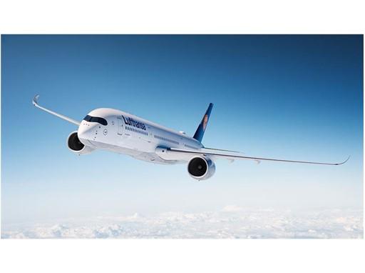 Lufthansa A350-900: Start in ein neues digitales Reiseerlebnis
