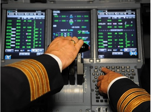 A380 Cockpit