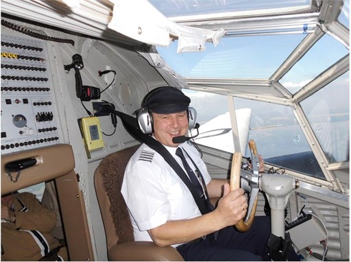 Cordes Cockpit TanteJu