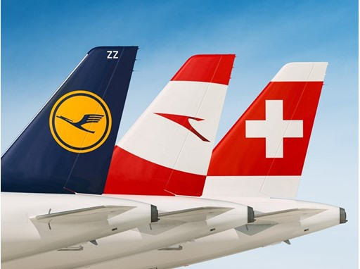 Lufthansa - Austrian Airlines - SWISS