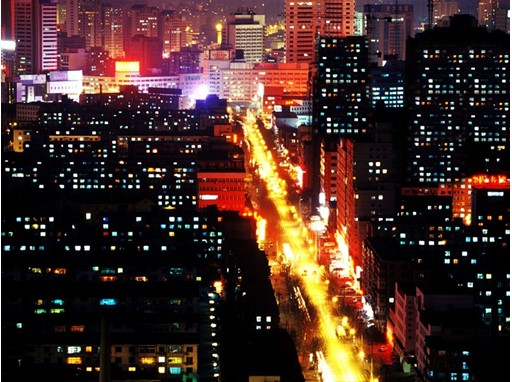 Shenyang by night