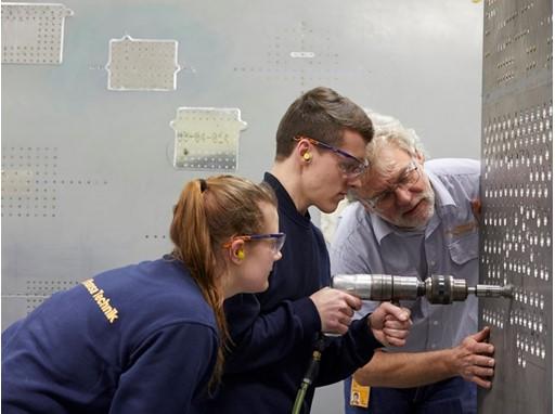 Lufthansa Group stellt Ihre Ausbildungsberufe und dualen Studiengänge vor