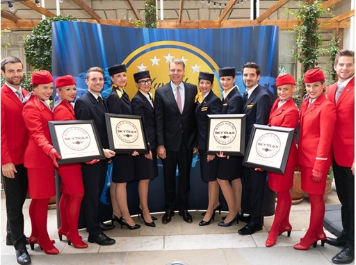 Lufthansa Group - Skytrax Awards