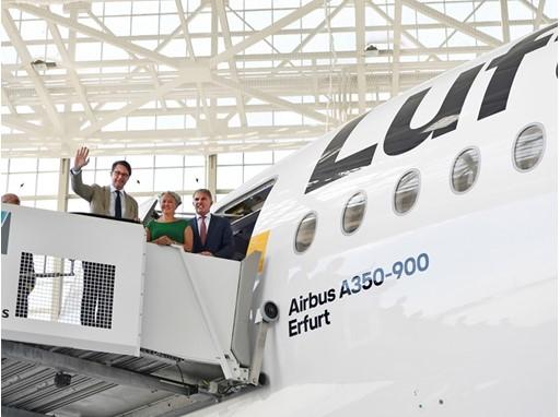 A350-900 Erfurt