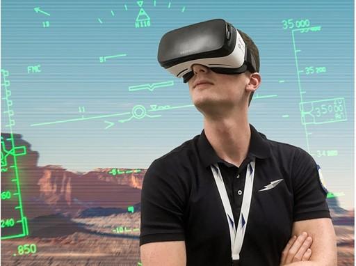 Virtual reality headset 2
