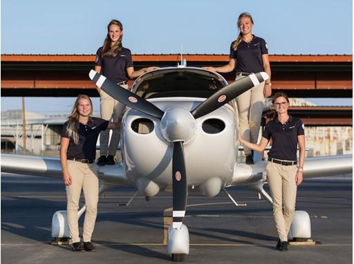 Flugschülerinnen