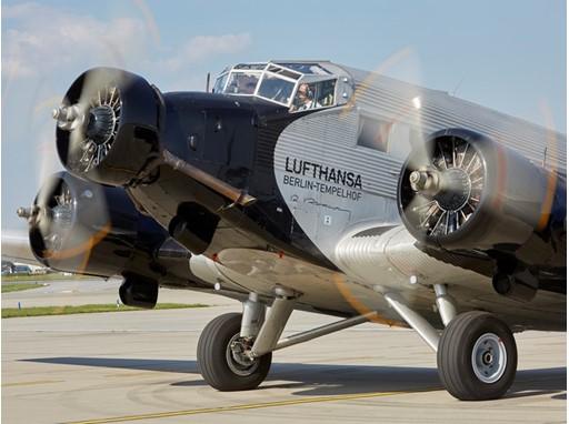 Ju 52 D-AQUI