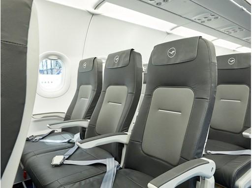 A320 - new seats - neue Sitze