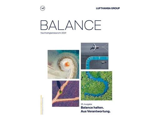 Balance 2019 - Nachhaltigkeitsbericht