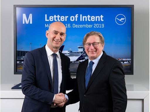 LoI - Munich Airport - Lufthansa