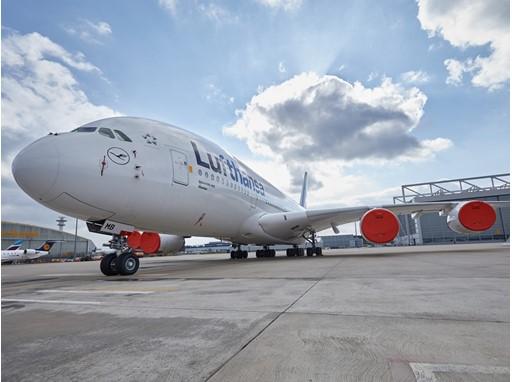 A380 D-AIMB München