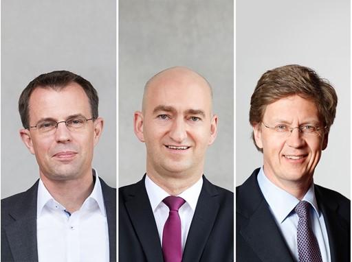 Herr Beissel, Herr Bormann, Herr Willms