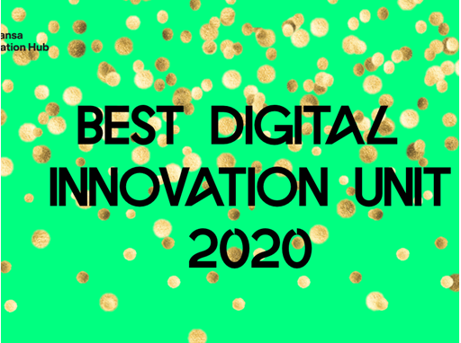 Best Digital Lab Award 2020
