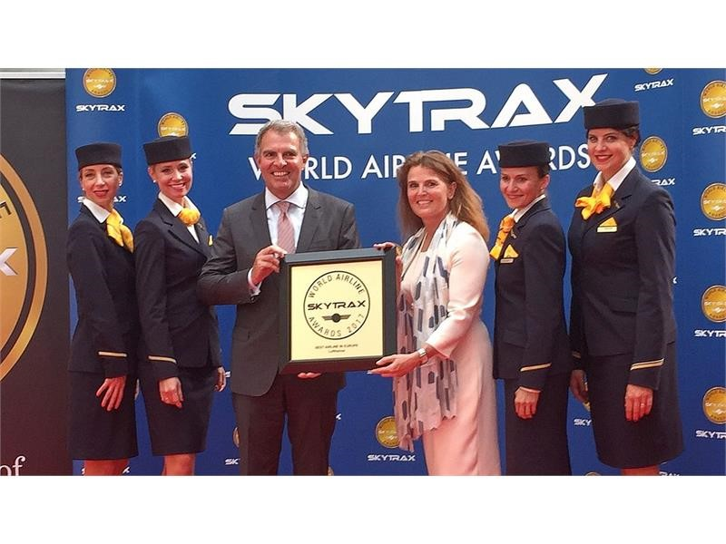 Lufthansa Group | Newsroom : Lufthansa ist Europas beste Airline