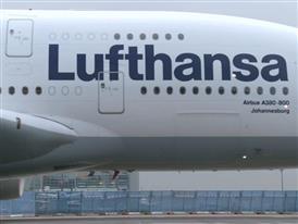 Airbus A380 - Terminal 1 Flugsteig A-Plus