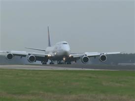 Boeing 747-8 - Terminal 1 Flugsteig A-Plus