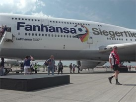 Berlin Air Show – Timelapse 2