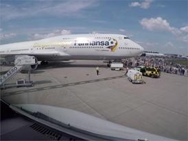 Berlin Air Show – A320neo – Apron