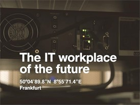 Innovation Drivers - The IT workplace of the future