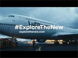#ExploreTheNew - New Livery