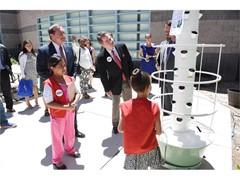 UNLV, LVCVA & CCSD Unveil Presidential Debate-themed Education Initiatives