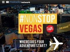 Las Vegas and Matador Network Dispatch Global Digital Influencers for a #NonStopVegas Ride