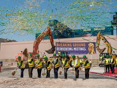 MGM Grand Breaks Ground on $130M Conference Center Expansion