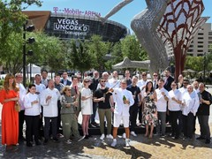 Top Culinary Talent Returns to the Las Vegas Strip for Vegas Uncork'd by Bon Appetit, May 9-12