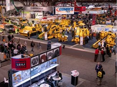 2019 World of Concrete Show in Las Vegas