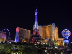 Paris Las Vegas Debuts $1.3M Eiffel Tower Light Show
