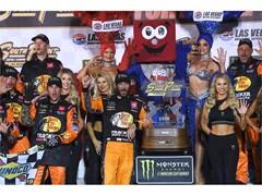 NASCAR Weekend Kicks Off in Las Vegas
